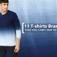 11 T-shirts Brands For Men You Can't Skip To Shop