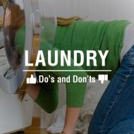 16 Laundry Do's and Don'ts That You Should Know