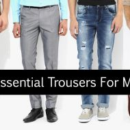 6 Essential Coloured Pants Every Man Should Own