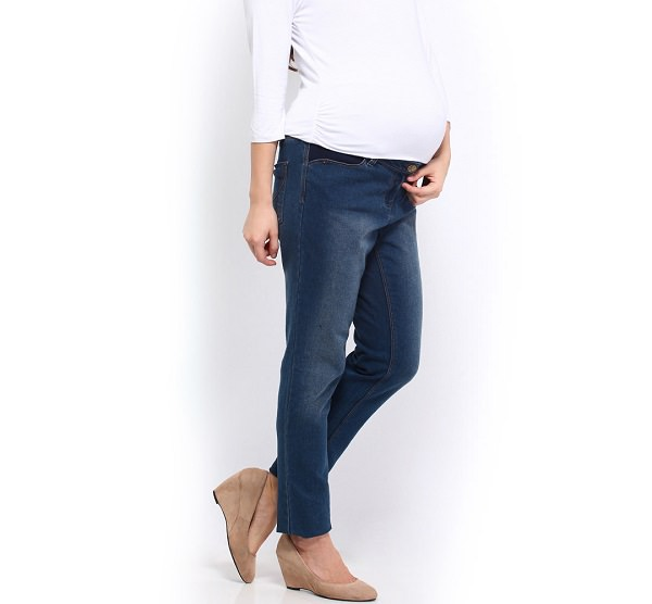maternity casual clothing: jeans for pregnancy