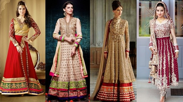 Image result for different types of anarkali suits