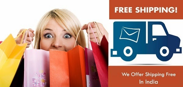buyers like free shipping and delivery when they buy buy indian clothes online