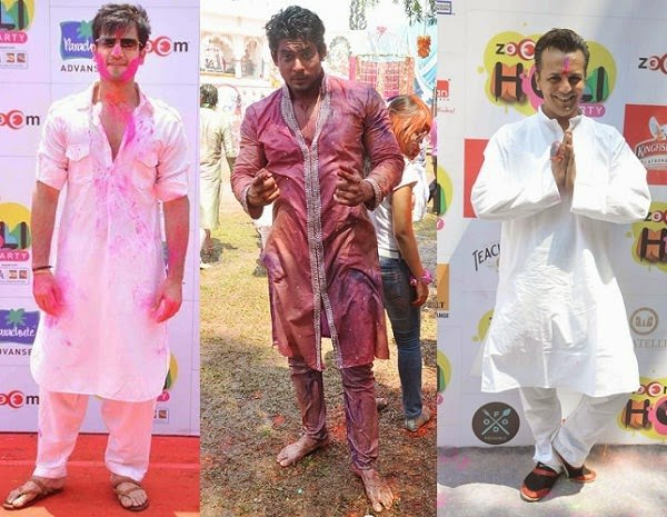 Kurta Pyjama for Holi