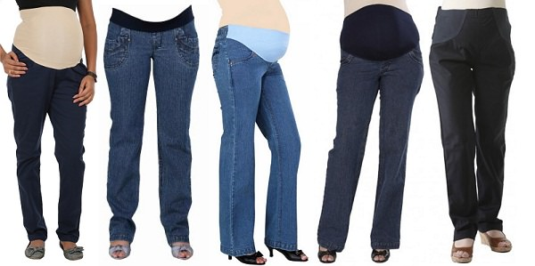 Jeans and Trousers for Pregnancy