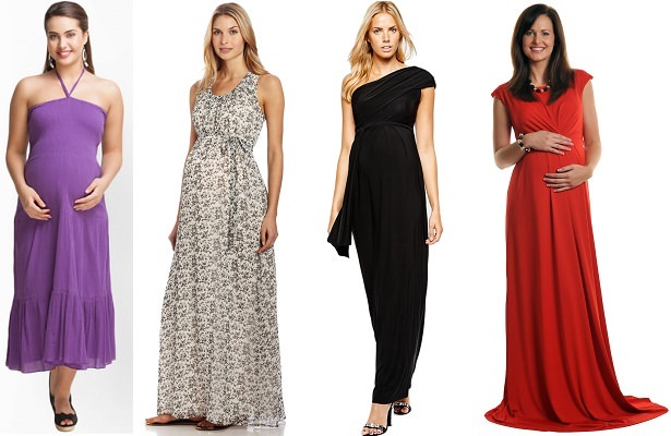 Maxi Dresses for Pregnancy