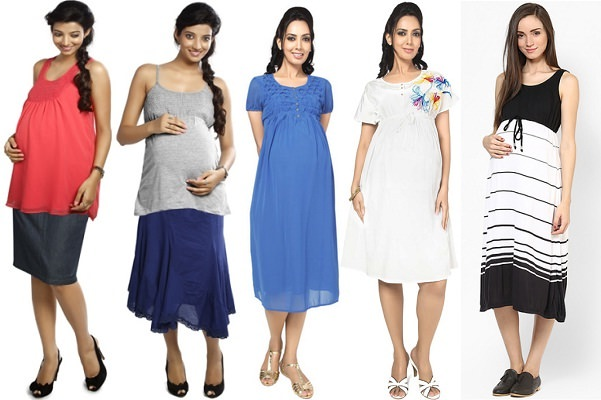 Skirts and Dresses for Pregnancy