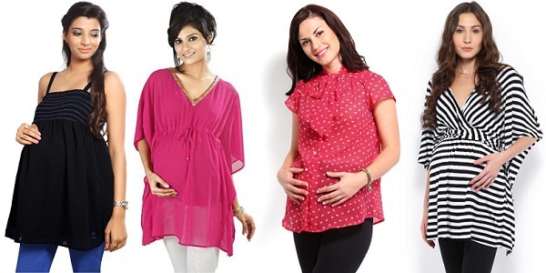 Maternity Tops to Hide Baby Bump