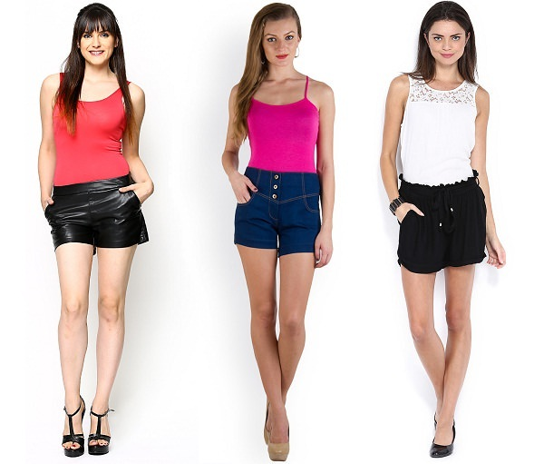 Shorts for Petite women
