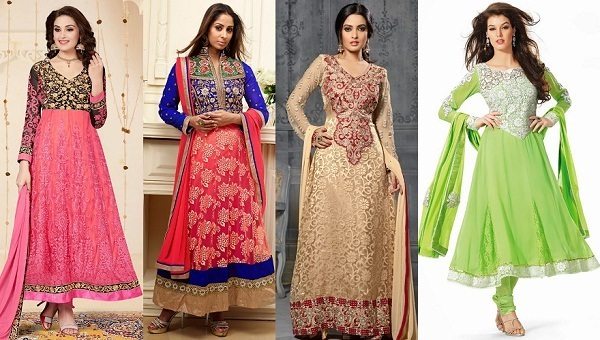 Traditional Anarkali  Dresses