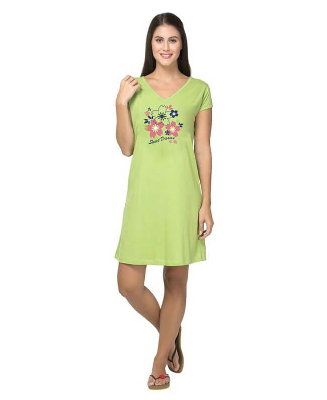 Trendy Cotton nightwear online india