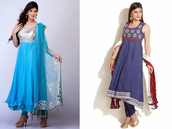 empire waist anarkali dresses to avoid if you are pear shape