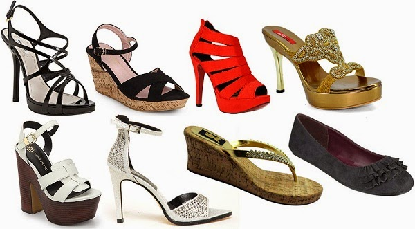 shoes for women blessed with apple shape body
