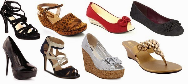 best shoes for women with rectangle body