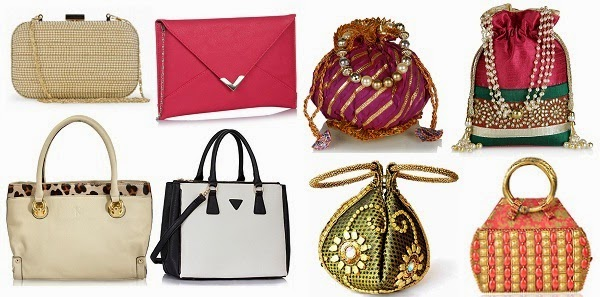 suitable handbags for apple shaped body