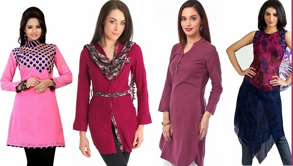 Kurti-ideas for Hour glass shaped body