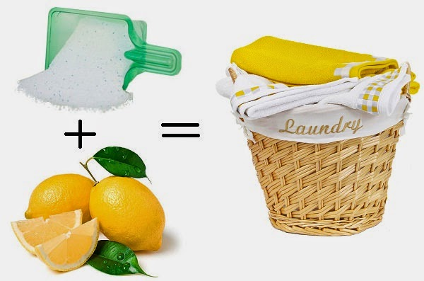 lemon juice whitens whites