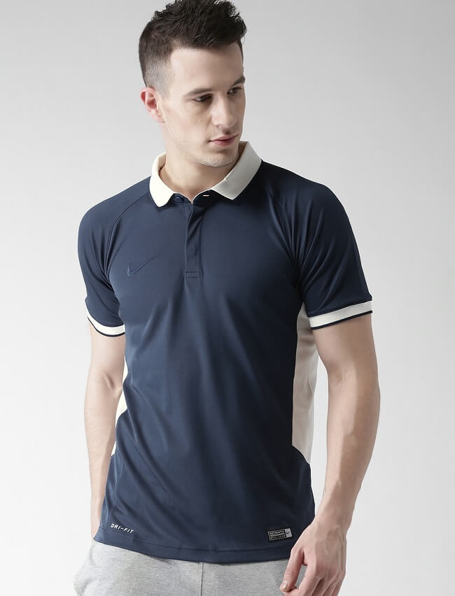 shop latest men polo t-shirts from 10 best brands
