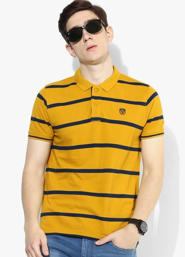 men's latest collection for polo t-shirts online with price
