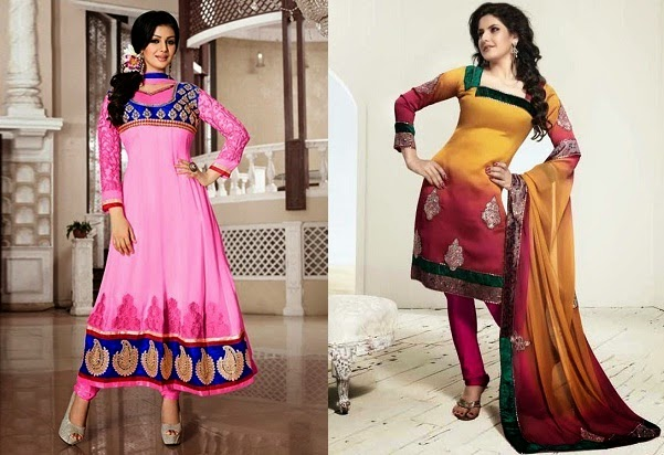 kurti to wear for women blessed with apple shape body
