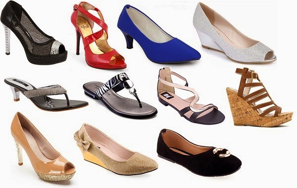 perfect shoes for hourglass body shape