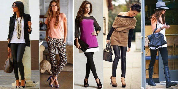 8 Cool Casual Ways to Style your Leggings