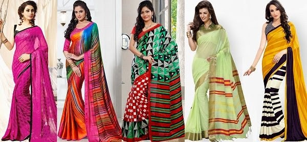 Saree colours to wear in kitty party