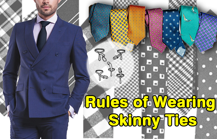 Are skinny ties in style 2021