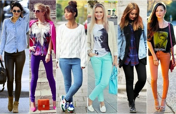 Forget Leggings and Try Treggings for Various Styles ...