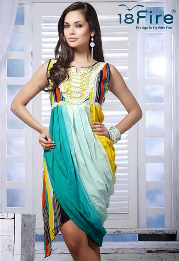 18 Fire Dhoti Style Kurti to wear at any occassion