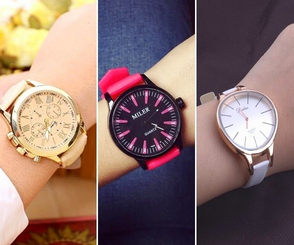 ladies watches with big dial