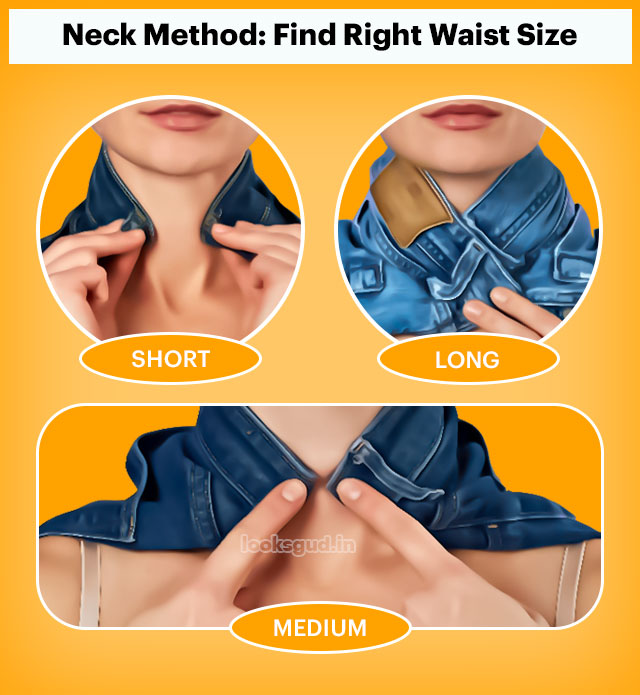 How to buy jeans for right waist hack,jeans magic for waist size