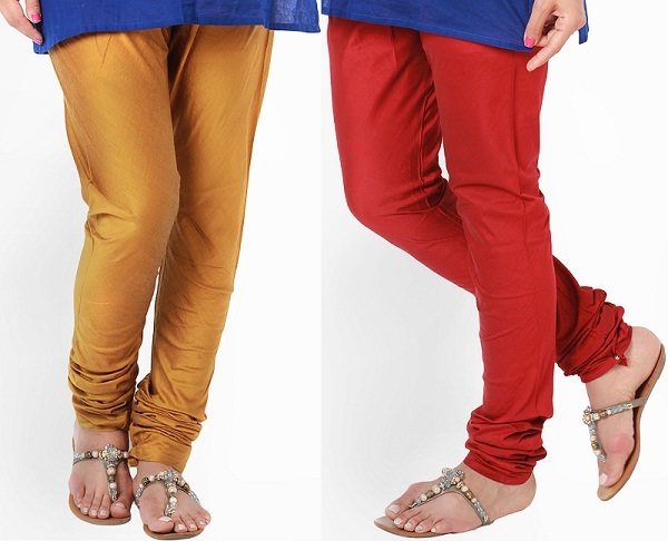 long and short churidar kurtis