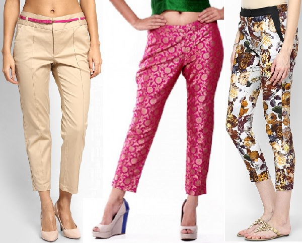How to Wear Narrow Pants