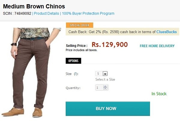 most expensive chinos, overpriced chinos