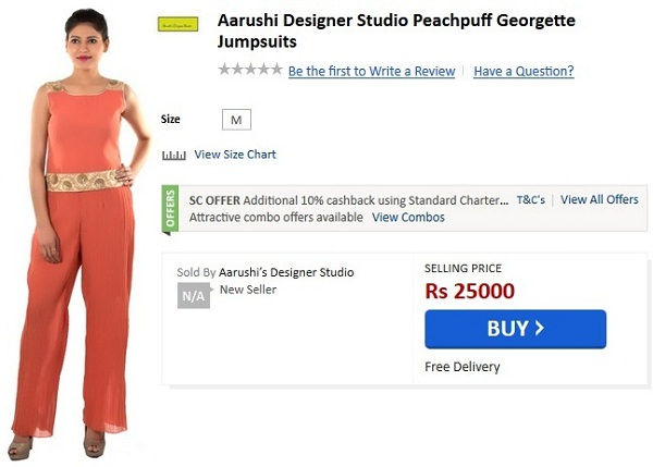 site unveils list most overpriced items