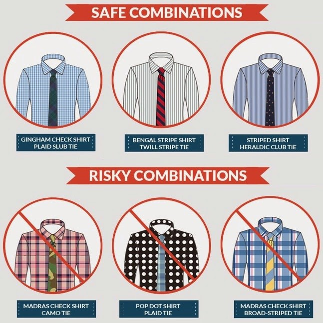 tie matching guide