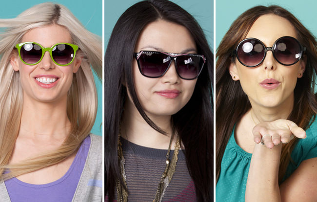 tips to select sunglasses style for your face shape