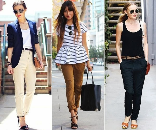chino pants outfits for women