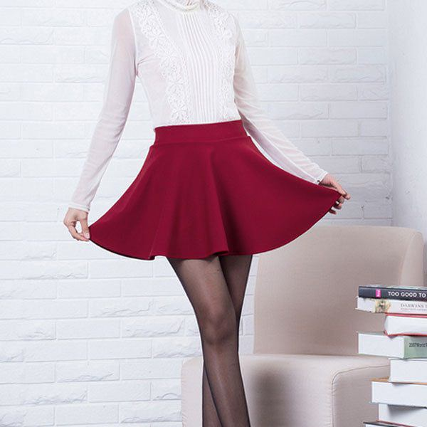 circular-skirt, types of mini skirts, types of skirt patterns