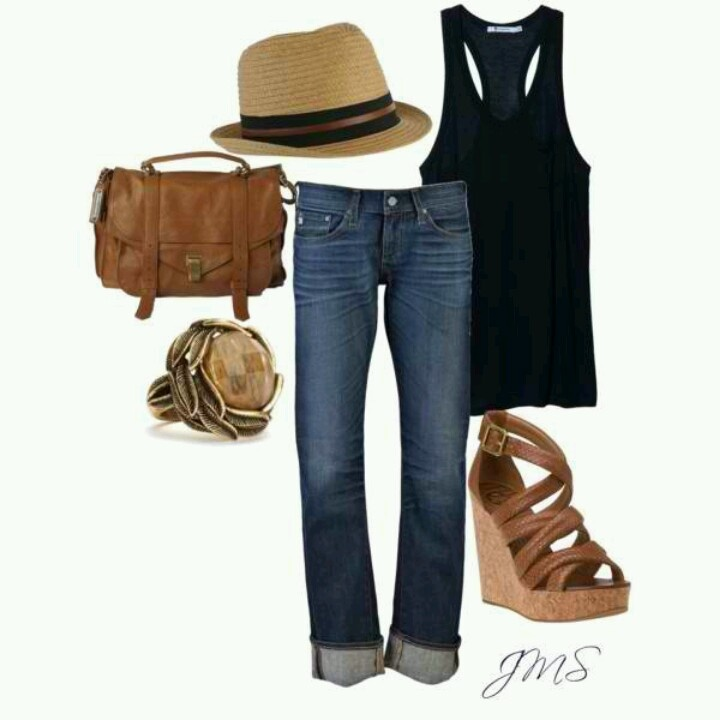 casual summer outfits lookbook