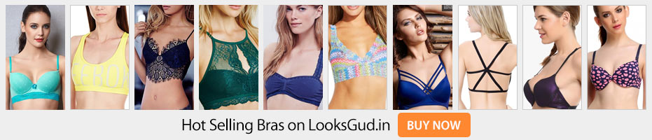 Buy Top Selling Bras on LooksGud.in