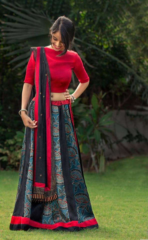 Trendy Unseen Navratri Chaniya Choli Designs From Local