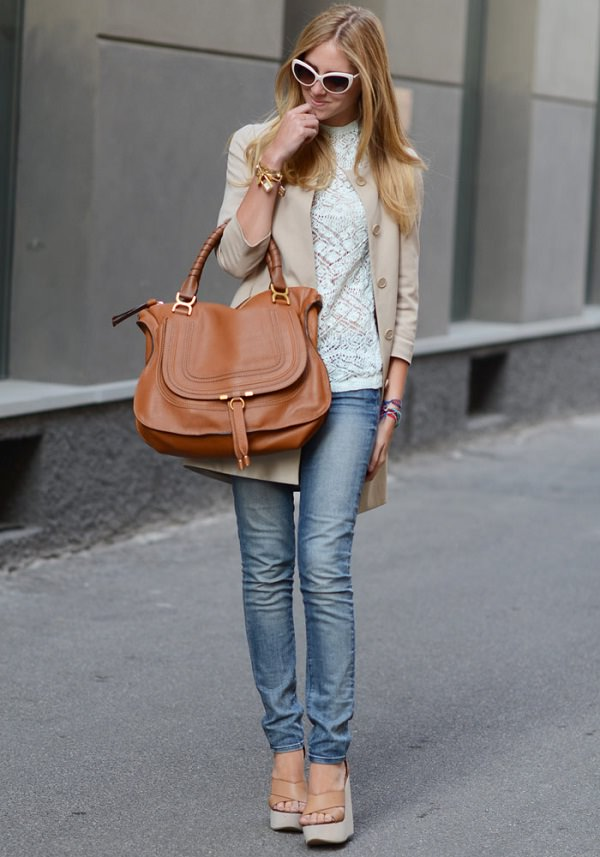 stylish bag with zippers, how to select stylist bag
