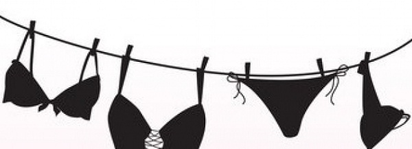 best way to hang bra for long life