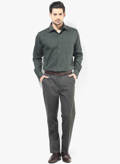 same color formal shirt pant, To avoid same color formal shirt pant