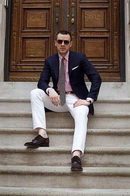 white trouser with pink shirt, formal shirt and trouser combinations