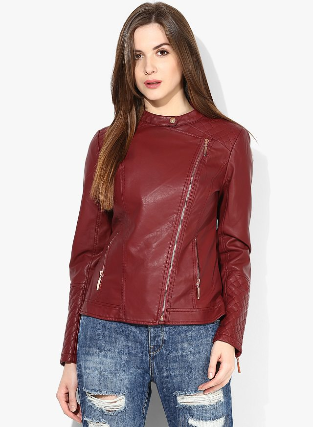 10 Different Types of Winter Jackets & Sweaters for Women - LooksGud.in