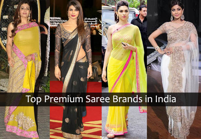 Top Premium Designer Saree Brands In India Looksgud In