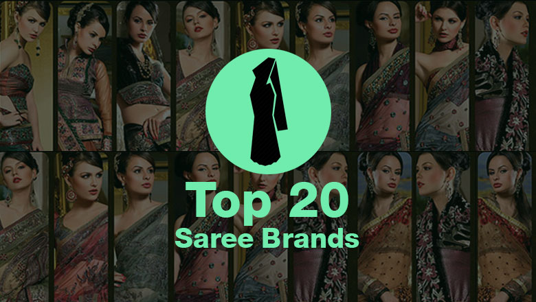 Top 20 Saree Brands