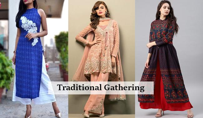 latest traditional kurti design